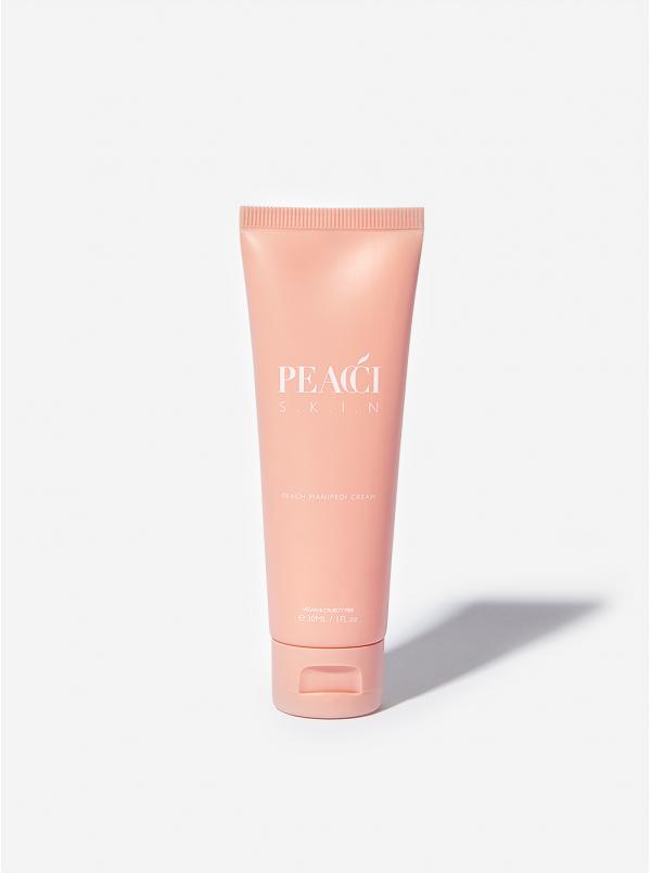 Peach ManiPedi Cream