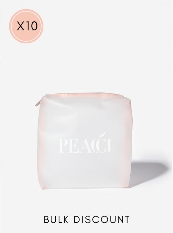 10x Peacci Reusable Bag